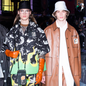 Men's Milan Fashion Week: Prada Fall/Winter '18