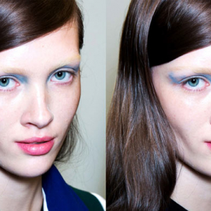 SS14 Beauty report: Prada's watercolours