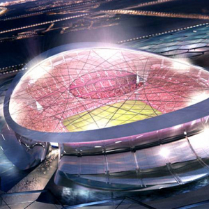 A look at Qatar's $45 billion 2022 World Cup city