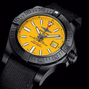 Breitling unveils limited edition Avenger II Seawolf