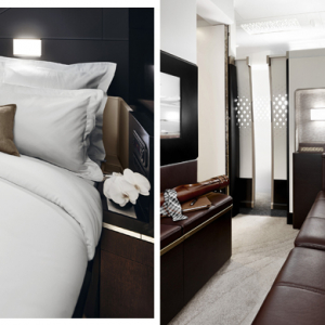 Step into Etihad's The Residence at Bloomingdale's Dubai