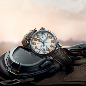 Time check: Longines launches the Avigation Watch