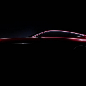 Mercedes teases new luxury concept car