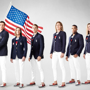 First look: Polo Ralph Lauren's record-breaking Olympic uniform