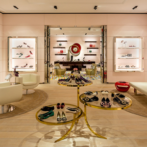 Now open: Roger Vivier at Mall of the Emirates