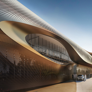 Zaha Hadid Architects awarded new project in KSA