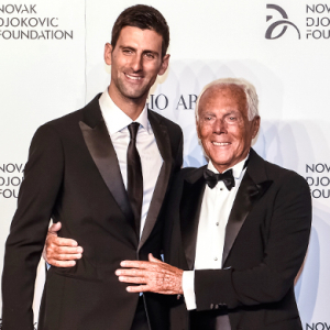 The Novak Djokovic Foundation charity gala: Red carpet arrivals