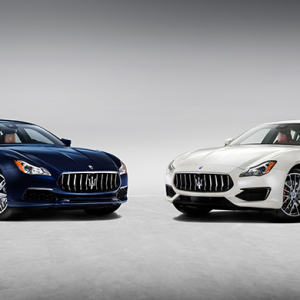 Maserati introduces the next generation Quattroporte