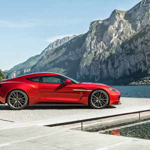 Confirmed: Aston Martin to produce the Vanquish Zagato