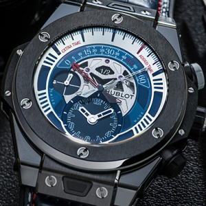 Limited edition: Hublot celebrate the Euro