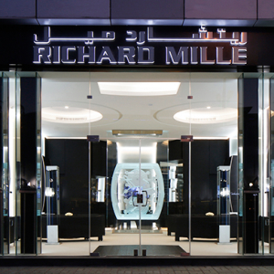 Richard Mille opens new store in Riyadh
