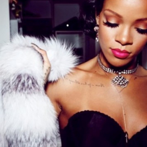 Rihanna set to be awarded by the CFDA