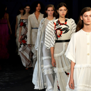 London Fashion Week: Roksanda Spring/Summer '18