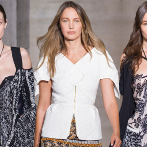 London Fashion Week: Roland Mouret Spring/Summer '18
