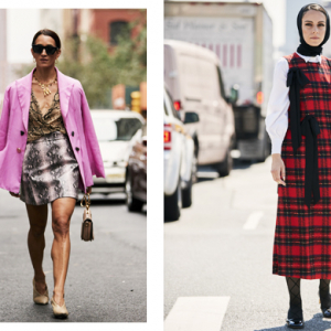 Part one: The best street style looks from New York Fashion Week