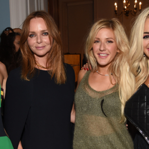 Stella McCartney launches her Green Carpet collection in London