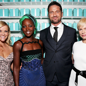 Tiffany & Co. honours Lupita Nyong'o at Toronto Film Festival