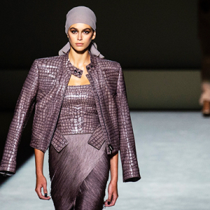 Tom Ford kicks off New York Fashion Week with S/S'19 collection