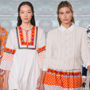New York Fashion Week: Tory Burch Spring/Summer '17