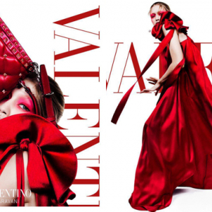 Must-watch: Valentino's new S/S18 campaign with Gigi Hadid