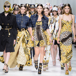Milan Fashion Week: Versace Spring/Summer '18