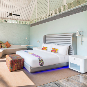 Now open: W Goa, India's newest paradise resort