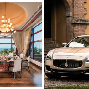 Travel in style: Waldorf Astoria Jeddah Qasr Al Sharq x Maserati