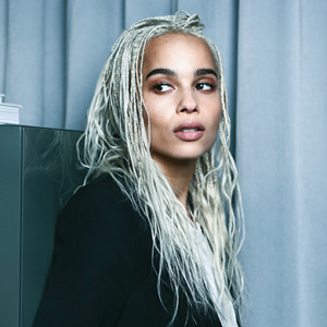 """Nothing is forced, nothing is fake but everything is bold, strong and unafraid"" – Zoe Kravitz on YSL Beauty"