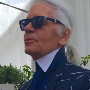 Karl Lagerfeld hosts 'Fendi by Karl Lagerfeld' book launch in Cannes