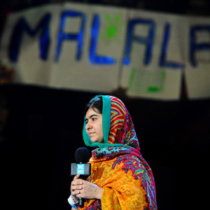17-year-old Pakistani human rights activist awarded Nobel Peace Prize