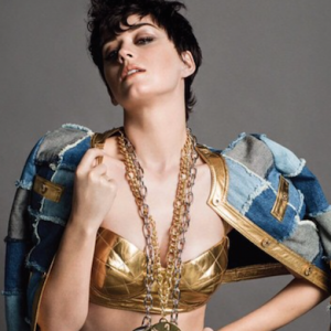Revealed: Katy Perry is the new face of Moschino