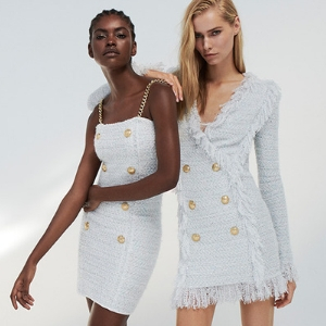Balmain teams up with MyTheresa on exclusive collection
