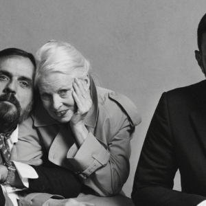 Riccardo Tisci teams up with Vivienne Westwood for first Burberry collaboration