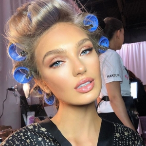 Charlotte Tilbury reveals makeup look for the 2018 Victoria's Secret Fashion Show