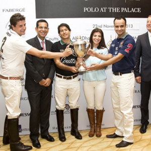 The Coutts Polo at The Palace Live Draw