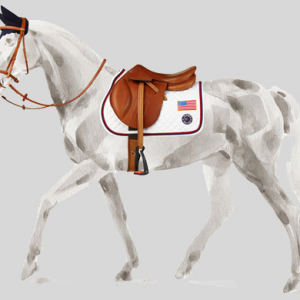 Hermès extends its partnership with America's Equestrian Federation
