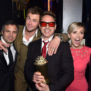 MTV Movie Awards 2015: The winners and speeches