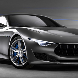 Maserati to launch new Alfieri Concept at LA Auto Show