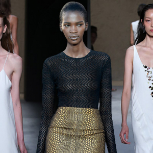 New York Fashion Week: Sophie Theallet, Vivienne Tam and Narciso Rodriquez