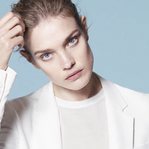 Full look: Natalia Vodianova fronts Theory's new Spring/Summer 15 campaign