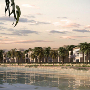 The AED1 billion Venice-style canal project announced in Ras Al Khaimah