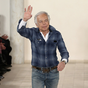 Ralph Lauren joins the New York Fashion Week: Men's schedule