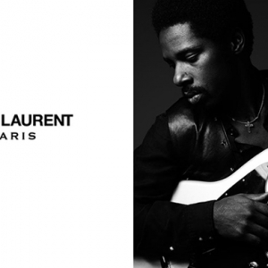 Saint Laurent's new music project with Curtis Harding
