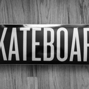 Skateboard – or 'Skateboart' – like Beyoncé