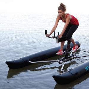 The new Schiller X1 Water Bicycle