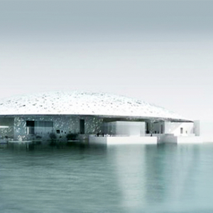 The Louvre Abu Dhabi reaches major milestone with construction