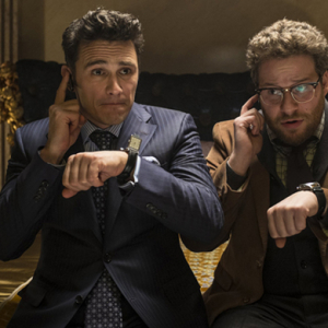 Watch now: James Franco and Seth Rogan in The 'Interview'