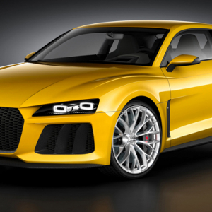 Introducing the Audi Sport Quattro 2014