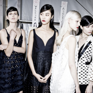 Buro 24/7 Exclusive: Dior Haute Couture SS14 backstage