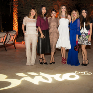 The Buro 24/7 Middle East launch
